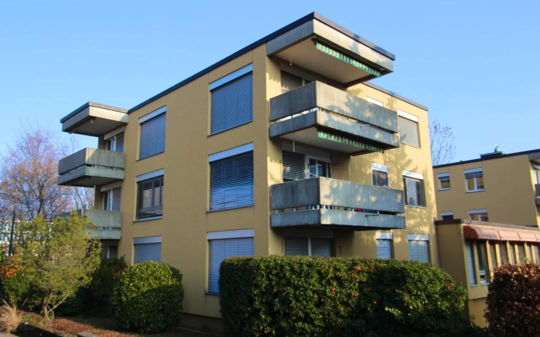 4.5-Zimmerwohnung in Zürich-Wiedikon ZH