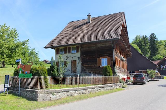 5.5-Zimmer-Einfamilienhaus in Kleinwangen LU