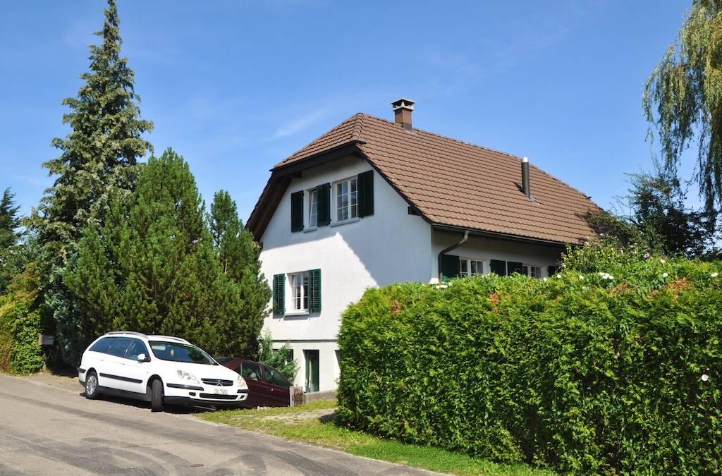 5.5-Zimmer-Einfamilienhaus in Romanshorn TG