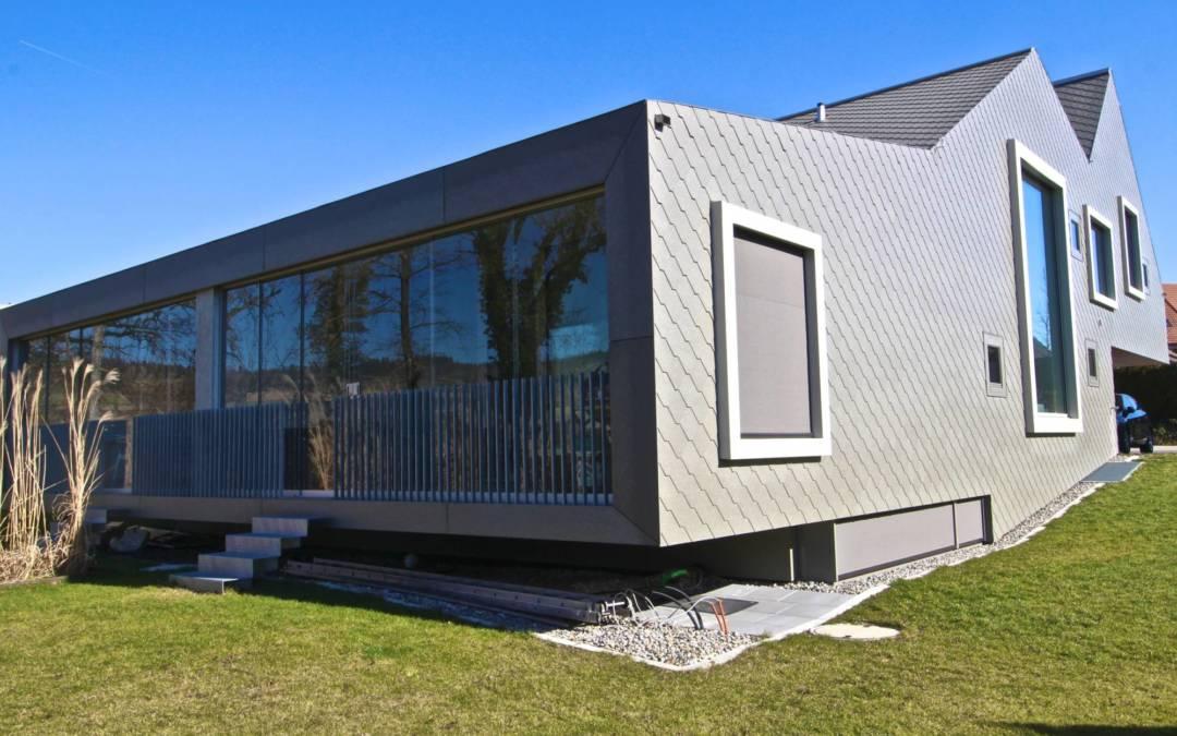5.5-Zimmer-Doppeleinfamilienhaus in Steinmaur ZH
