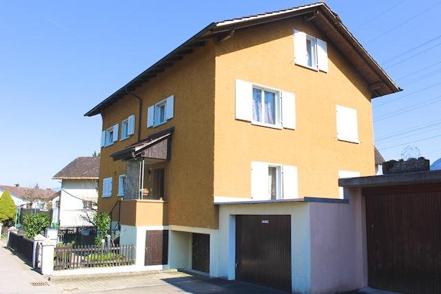 Mehrfamilienhaus in Siebnen SZ