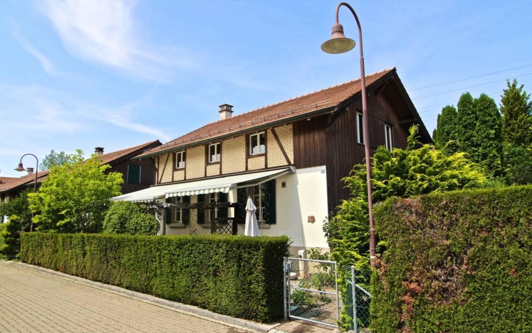 5.5-Zimmer-Einfamilienhaus in Brüttisellen ZH