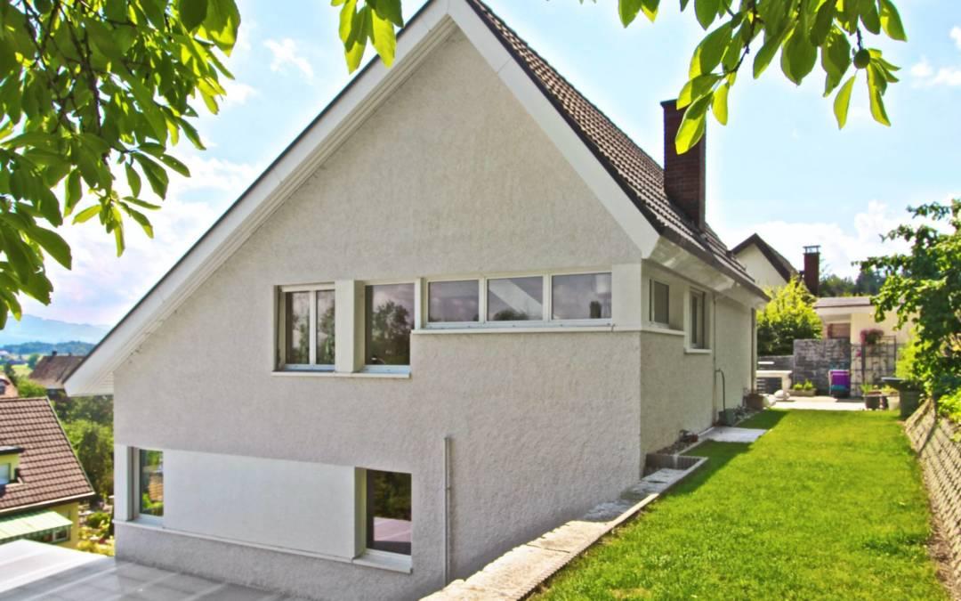 6.5-Zimmer-Einfamilienhaus in Esslingen ZH