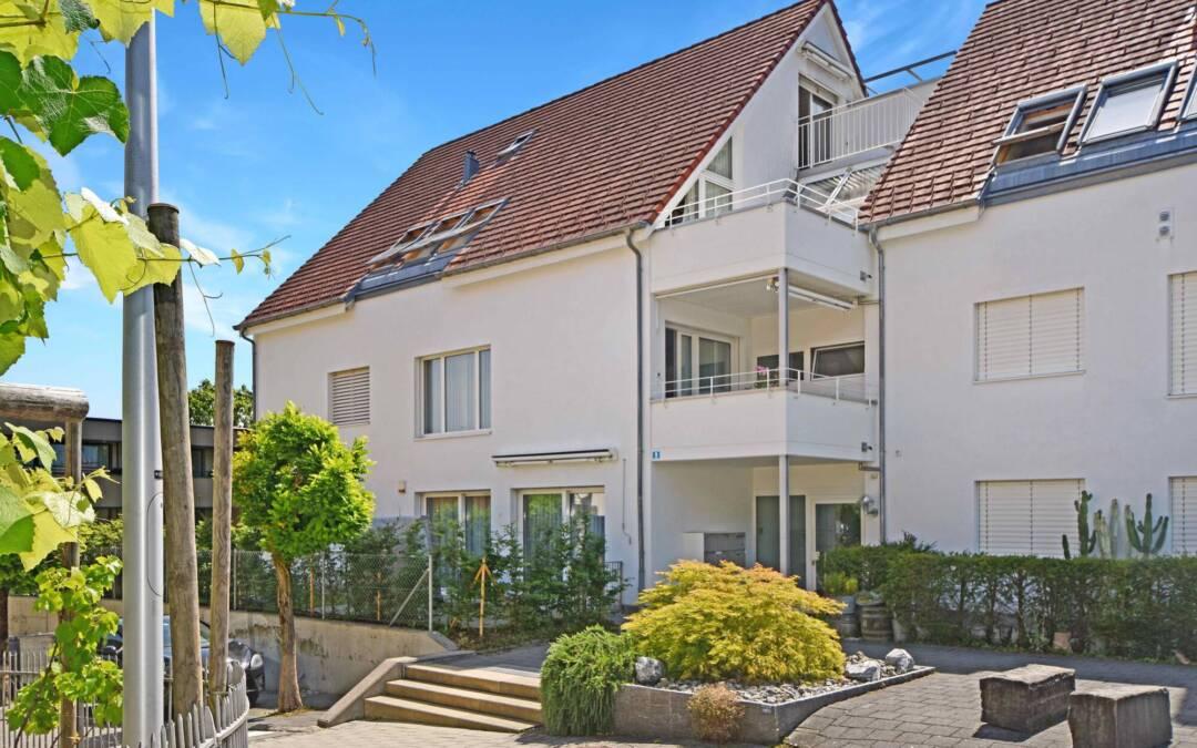 6.5-Zimmer-Dachmaisonette-Wohnung in Horgen ZH